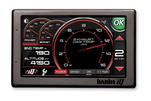 Banks 61146 Tuner For Chevy 6.6L '07-'09