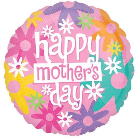 "18"" Mother's Day Floral Vlp"