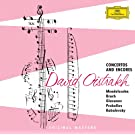David Oistrakh - Concertos and Encores