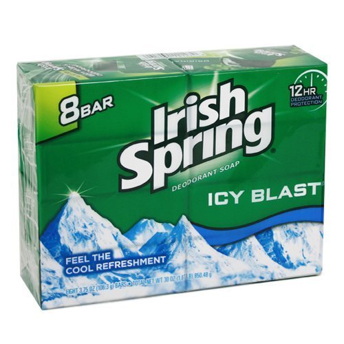 irish-spring-deodorant-soap-icyblast-value-pack-8-bars-4-oz-by-irish-spring