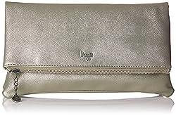 Baggit Women's Handbag (Gun Metal)