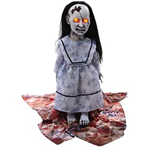 Graveyard Dolly Lunging Baby Doll by Morris Costumes