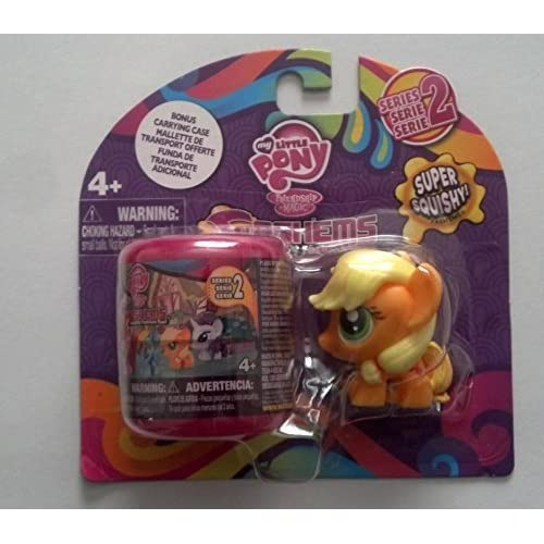 My Little Pony Fash'ems Applejack with Bonus Carrying Case Series 2 Fashem by Hasbro