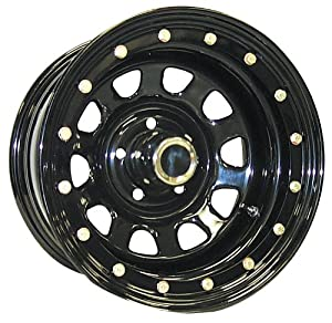 "Pro Comp 152 Flat Black Wheel (15x10""/5x4.5"")"