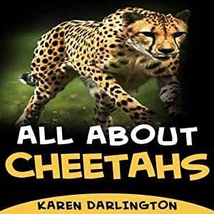 All About Cheetahs (All About Everything) Audiobook