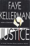 Justice: A Peter Decker/Rina Lazarus Novel (Peter Decker & Rina Lazarus Novels)