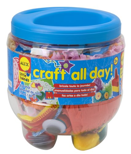 ALEX Toys Little Hands Craft All Day - 1