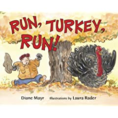 Run, Turkey, Run! book jacket