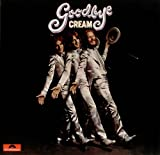 Cream Goodbye 1969 UK vinyl LP 583 053