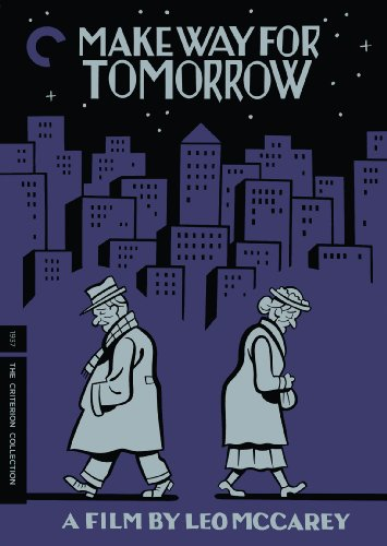 Cover art for  Make Way for Tomorrow (The Criterion Collection)