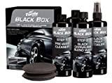 Turtle Wax T3KT Black Box Car Wax Kit