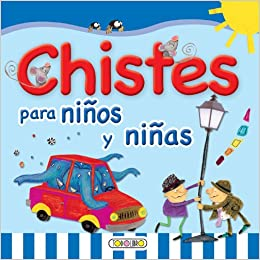 Chistes para niños y niñas Primera biblioteca infantil