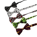 DBF0103 Christmas Gift Ideas Bow Ties...