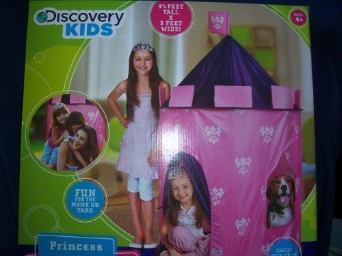 Kids Princess Tent front-652470