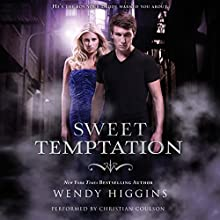 Sweet Temptation (       UNABRIDGED) by Wendy Higgins Narrated by Christian Coulson
