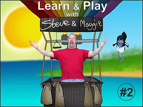 Learn & Play with Steve and Maggie - Season 2