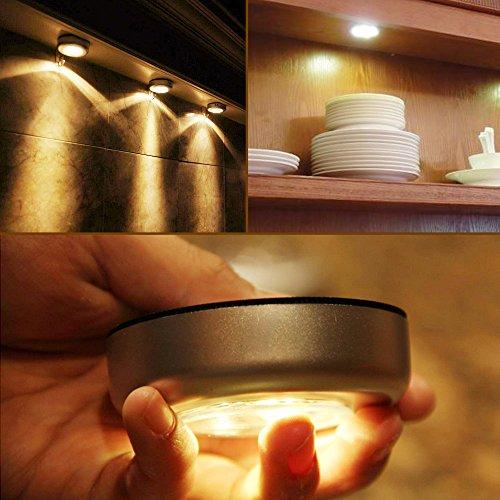 billig le led unterbauleuchte 3 led lampenkugel ultra. Black Bedroom Furniture Sets. Home Design Ideas