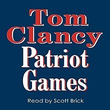 Patriot Games | Livre audio Auteur(s) : Tom Clancy Narrateur(s) : Scott Brick