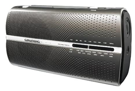 Radio FM GRUNDIG MUSIC50 ROUGE