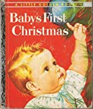 img - for Baby's First Christmas A Little Golden Book book / textbook / text book