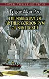 The Narrative of Arthur Gordon Pym of Nantucket (Dover Thrift Editions) (0486440931) by Edgar Allan Poe