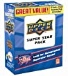 2008 Upper Deck Series 1 Baseball Cards SUPER STAR PACK - Mini Box (75 Upper Deck Series 1 Cards PLUS Special Pack) GREAT VALUE!