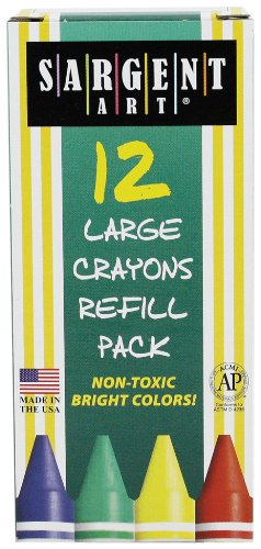 Large Box Of Crayons front-1026250