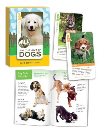 Dogs, Card Game and Book - 1