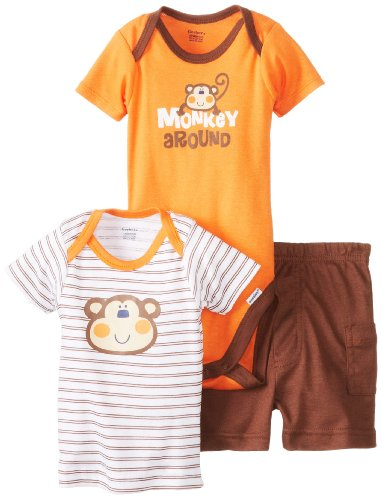 Baby Monkey Outfit front-1042713