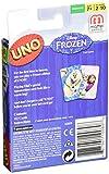 Disney Frozen (Eiskönigin) - Uno Kartenspiel (englische Anleitung) von Mattel