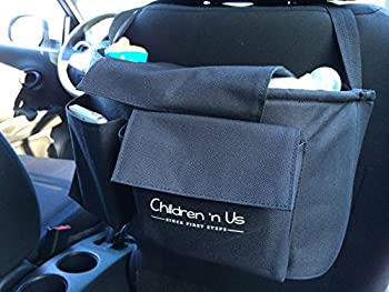 Stroller Organizer - Stroller, Bike, Car - Big Diaper Bag 2