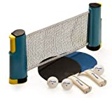Champion Sports Anywhere Table Tennis To Go Set