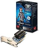 Sapphire 11190-12-20G AMD HD6450 1GB DDR3 Lite Retail PCI-E Graphics Card