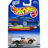 Hot Wheels 1998 974 Mustang Cobra Team Wagner Mega Graphics Series 2 Of 4 1:64 Scale Die Cast Collectible Car