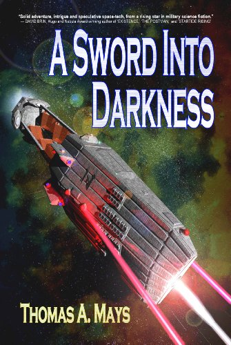 A Sword Into Darkness by Thomas A. Mays ebook deal