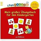 Lernraupe - Mein großes Übungsbuch für den Kindergarten