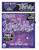 Giant Wickedly Purple Super Web - 13+FT
