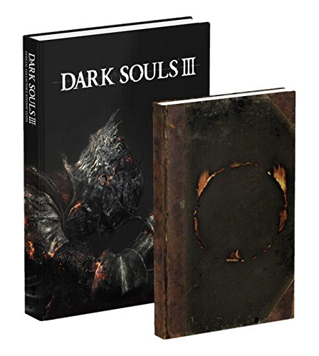 Dark Souls III Collector's Edition: Prima Official Game Guide ISBN-13 9780744017045
