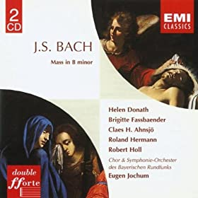 Mass in B Minor, BWV 232, Missa: Christe eleison (soprano I & II)