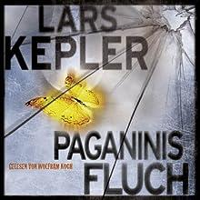 Paganinis Fluch Hörbuch von Lars Kepler Gesprochen von: Simon Jäger