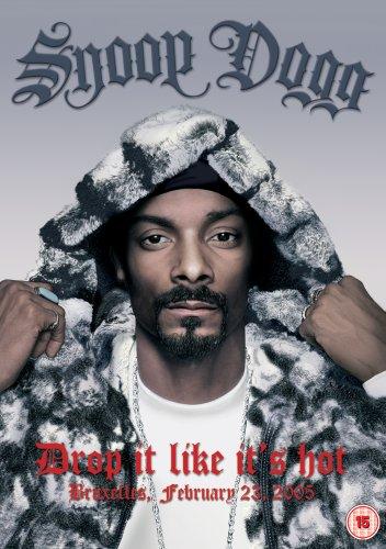 DVD : Snoop Dogg - Drop It Like It's Hot (2 Disc)
