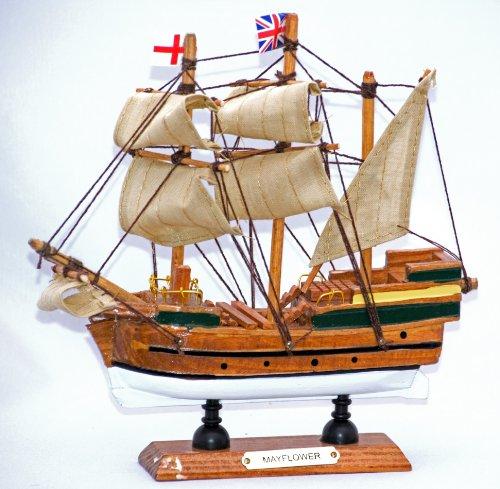 Mayflower Historic Ship 20cm Model
