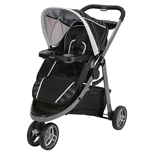 Graco Modes Sport Click Connect Stroller, Rockweave