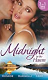 Midnight in the Harem: For Duty's Sake / Banished to the Harem / The Tarnished Jewel of Jazaar (Mills & Boon M&B)