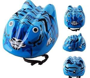 BIKMAN Tiger Helmet Children