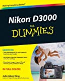 Nikon D3000 For Dummies Julie Adair King