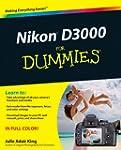 Nikon D3000 For Dummies