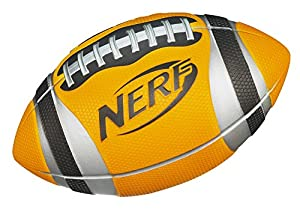 Nerf N-Sports Pro Grip Football, Orange