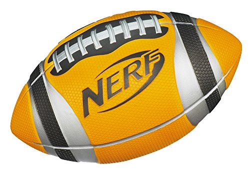 Nerf N-Sports Pro Grip Football, Orange