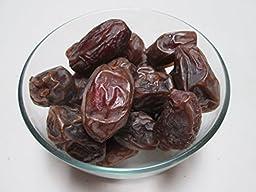 Candy-max Organic California Medjool Dates, 5 lbs